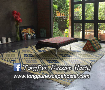TongPun Escape Hostel